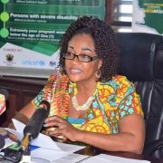 Honorable Otiko Afisah Djaba - Minister (Ministry of Gender, Children and Social Protection)